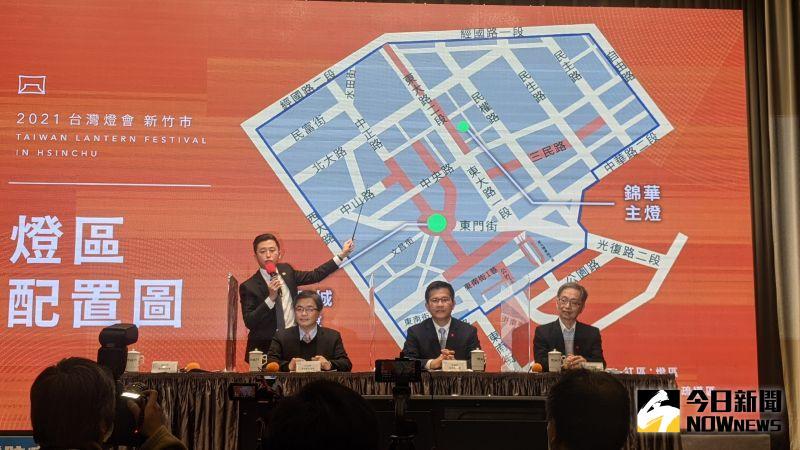 影/2021台灣燈會確定取消 林智堅透露停辦3大關鍵