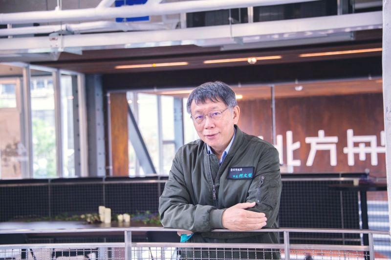 柯文哲/台北市長