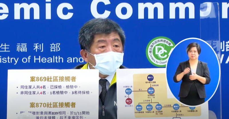 院內群聚染疫擴大 陳時中坦言:目前面臨最大的防疫挑戰