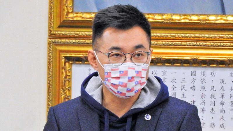 ▲國民黨主席江啟臣也證實,他已經收到趙少康回復黨籍的申請,會正式進入程序。(示意圖/記者陳弘志攝,2021.1.20)