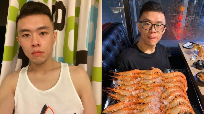 YouTuber大胃王丁丁爆「硬上男友人」 深夜81字回應了
