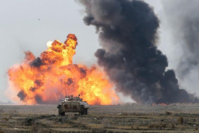 白宮:美國在敘利亞發動空襲 傳達出明確訊息