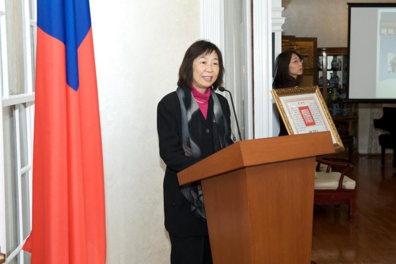 台灣女兒趙克露 出任美國國際媒體署代理執行長