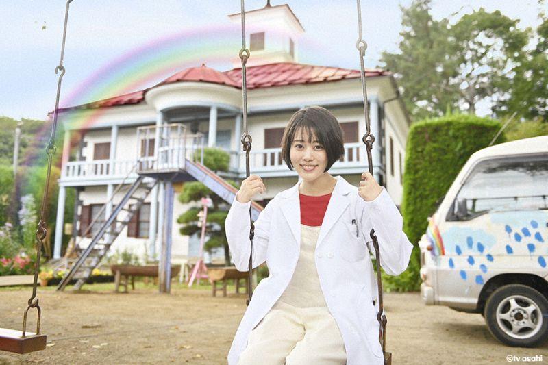▲▼《虹色病歷簿》非一般醫療劇,重點在於女主角與疾病共存的日常。(圖/friDay影音)
