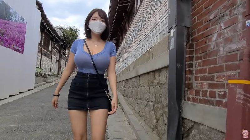 ▲Velvet介紹遊首爾的景點。(圖/Velvet