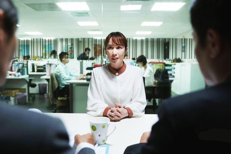 ▲小薰演活二度就業婦女的處境。(圖 / 公視提供)
