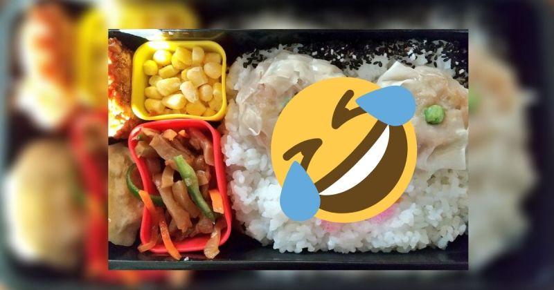 ▲推特網友「山かつ」近日分享,她打算為先生特製一個華麗午餐,決定參考一個動畫角色,著手設計這份午餐。(圖 翻攝自@tdkmam2 推特)