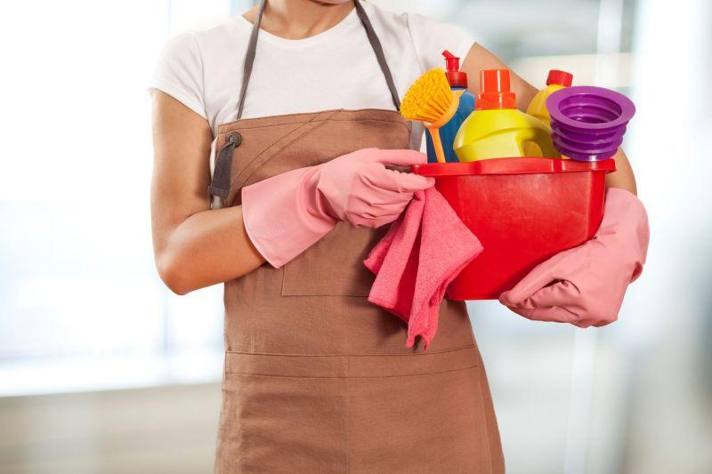 年終大掃除也要注意安全