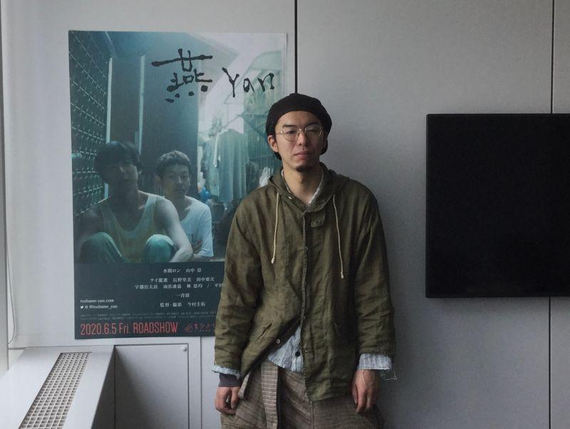 ▲導演今村圭佑是知名攝影師,首次執導電影長片便選擇以台灣為舞台。(圖/希望行銷)