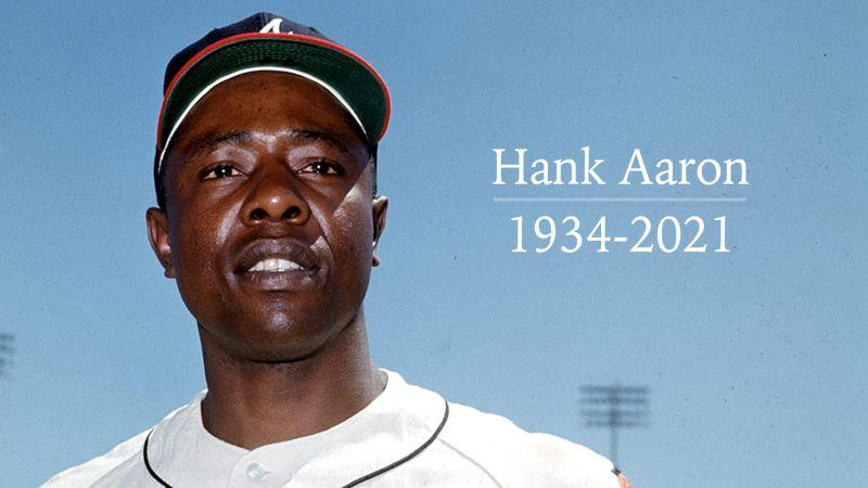 MLB/曾跟王貞治互尬全壘打 漢克阿倫一生傳奇