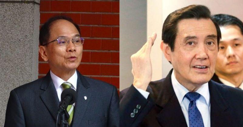 游錫堃秀林信義來信 指馬英九決定封和平醫院