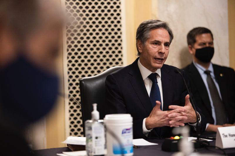 美國務卿與英德外長通話 同意就中國議題緊密合作