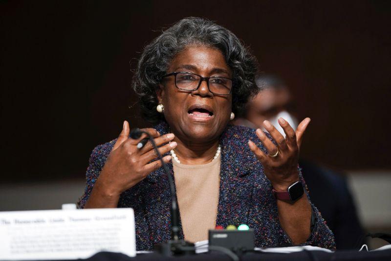 葛林斐德(Linda Thomas-Greenfield)/美國駐聯合國大使