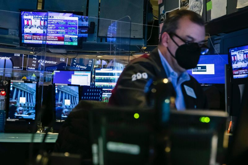 Fed警告美國經濟放緩!美股暴跌 道瓊重挫633點