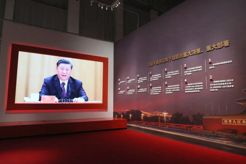 ▲美國總統拜登將舉行氣候峰會,但法國總統馬克宏、德國總理梅克爾與中國國家主席習近平今天先一步舉行視訊峰會,中國宣布力爭2030年前碳排放達頂。資料照。(圖/美聯社/達志影像)