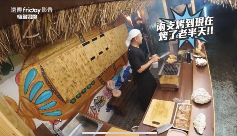 ▲玖壹壹開店第一天就遇到許多突發狀況。(圖/混血兒娛樂提供)