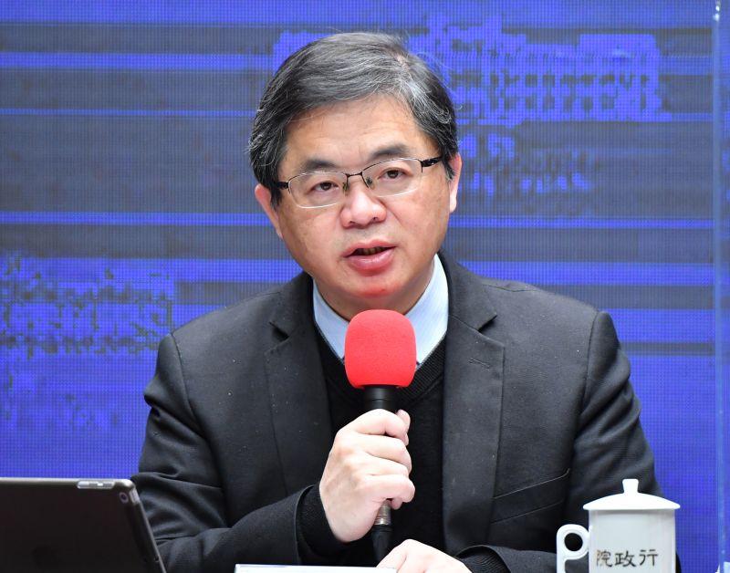 行政院秘書長李孟諺