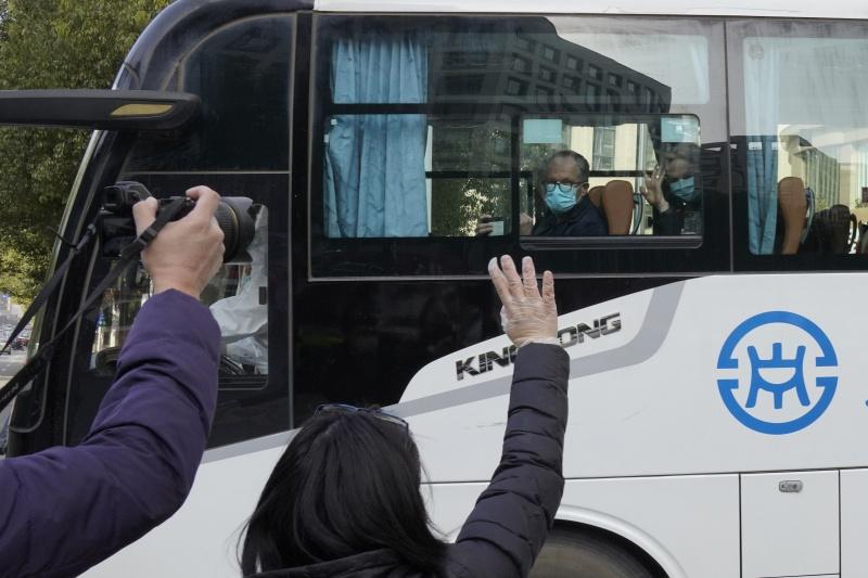 世衛專家組隔離期滿!將溯源新冠 北京:不會受政治干擾
