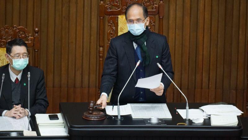 ▲立法院今通過朝野決議,籲緬甸政府停止攻擊民眾(圖/記者呂炯昌攝)
