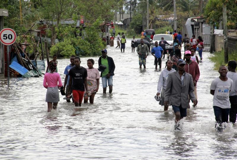 熱帶氣旋艾洛伊茲襲非洲 至少21死數十萬人受災
