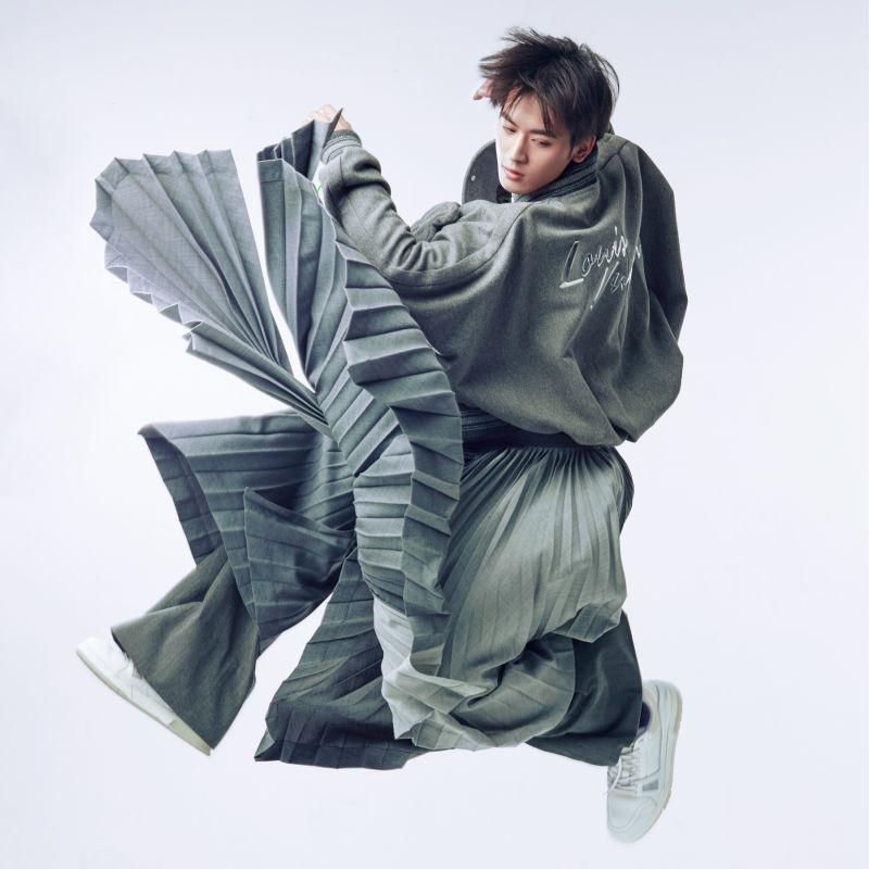 ▲吳思賢推出第二波單曲《我給的》。(圖/傳奇星娛樂提供)