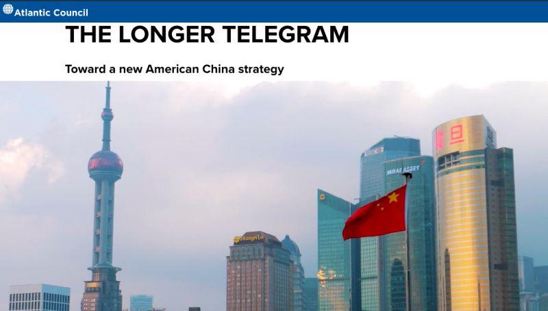 美前官員撰文:對抗中國崛起 美國須聚焦習近平