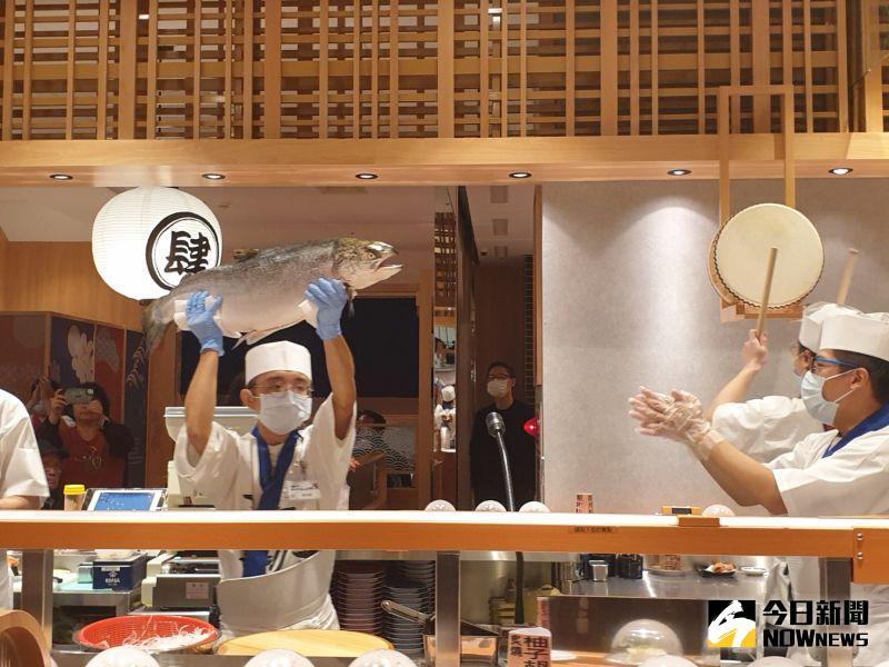 疫情擋不住美食闖關      日本餐飲品牌紛進台中百貨搶客