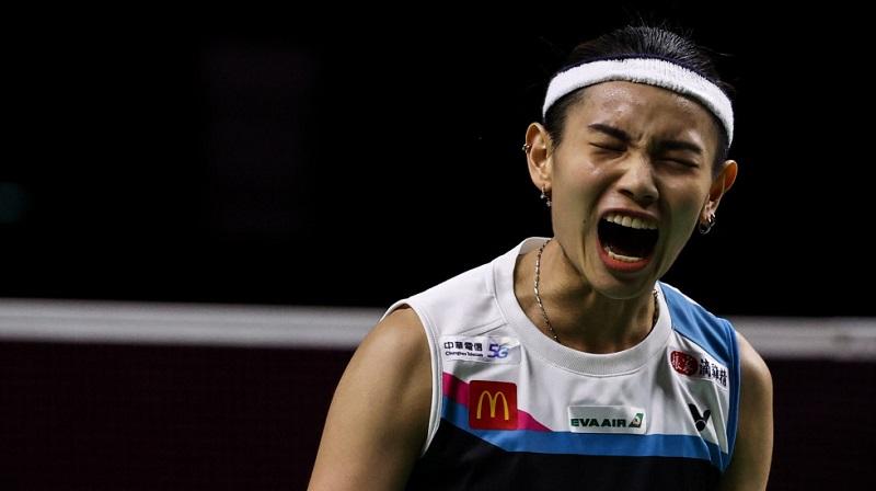 戴資穎在世界羽聯年終賽奪冠