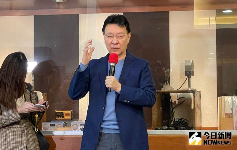 影/重返國民黨!趙少康:韓國瑜要我出來選黨主席