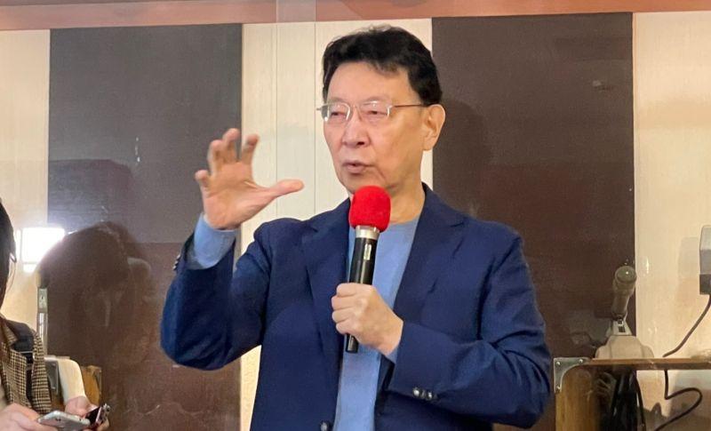 趙少康回鍋國民黨 「政治金童」渴望掌握話語權