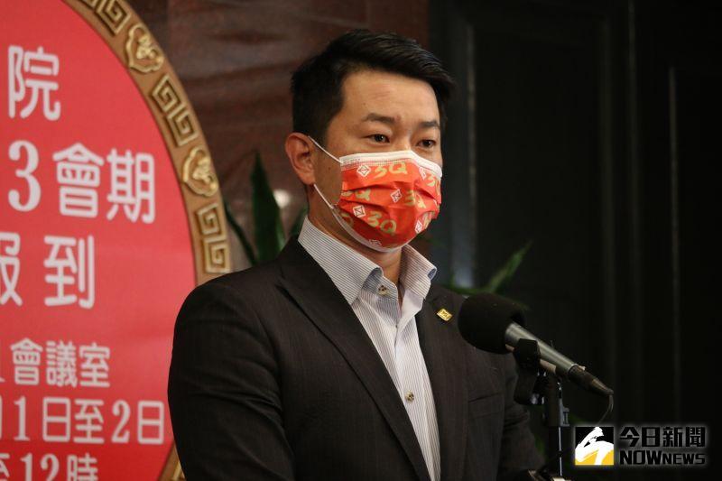 陳柏惟罷免案一階段通過 刪Q總部:跨出第一步