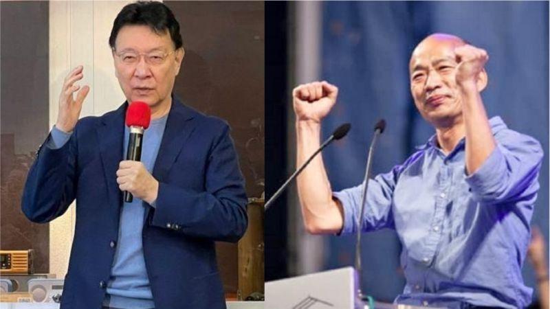 韓國瑜、趙少康聯手 王世堅:民進黨2024最大對手