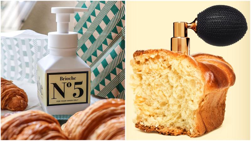 新加坡知名連鎖烘焙坊中峇魯麵包坊最新推出的「麵包香味」洗手乳就能實現你的願望。