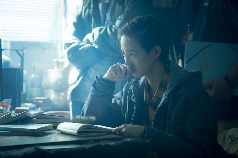 ▲張鈞甯在《緝魂》飾演刑警的妻子。(圖/威視提供)