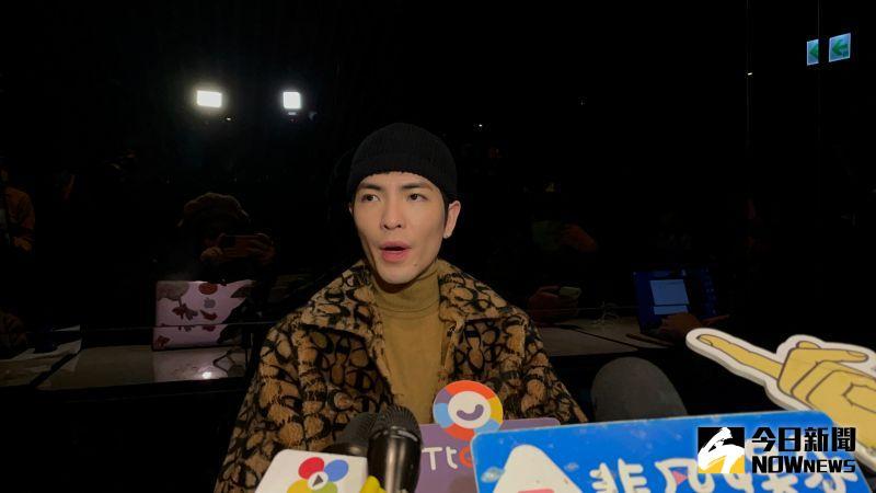 蕭敬騰曝光演唱會進度。(圖/記者吳雨婕攝, 2021.02.02)
