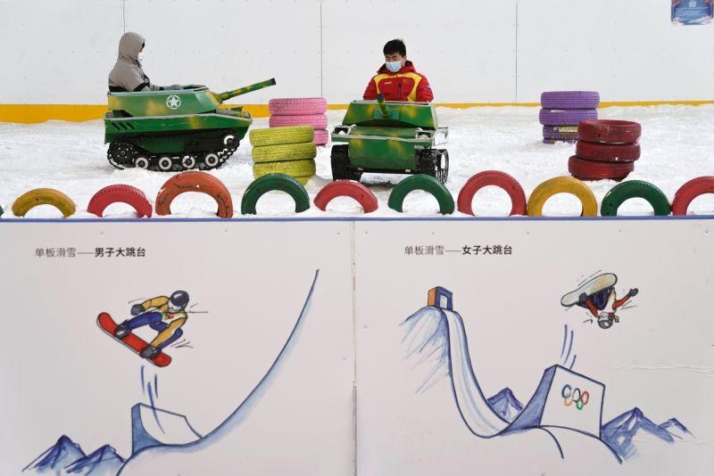 美眾院外委會通過法案 阻中國靠2022冬奧洗白形象