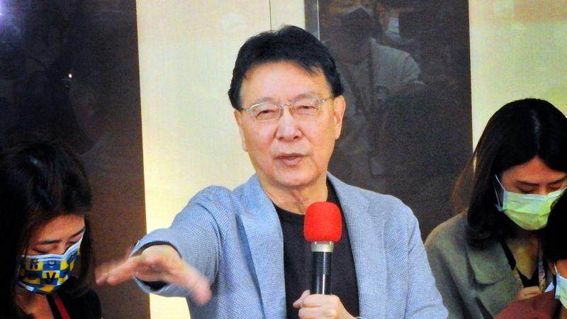 影/趙少康向黨中央喊話 這次若無法選黨主席就不會再選