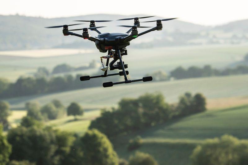 義大利無人機廠商涉嫌違法賣給中資 警調查搜索