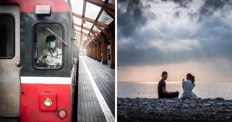 ▲德國攝影師MarcinZabinski透過影像紀錄台灣首都「台北」,從天氣、美食、文化到交通,配上攝影師自己的聲音,從「背包客」旅行者角度,呈現出台北市有趣的各大面向。(圖|MarcinZabinski提供)