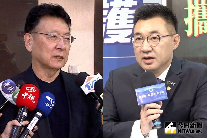 國民黨主席江啟臣如果想要連任黨主席,讓趙少康加入黨主席選舉戰局,恐怕已經成為必須的手段。