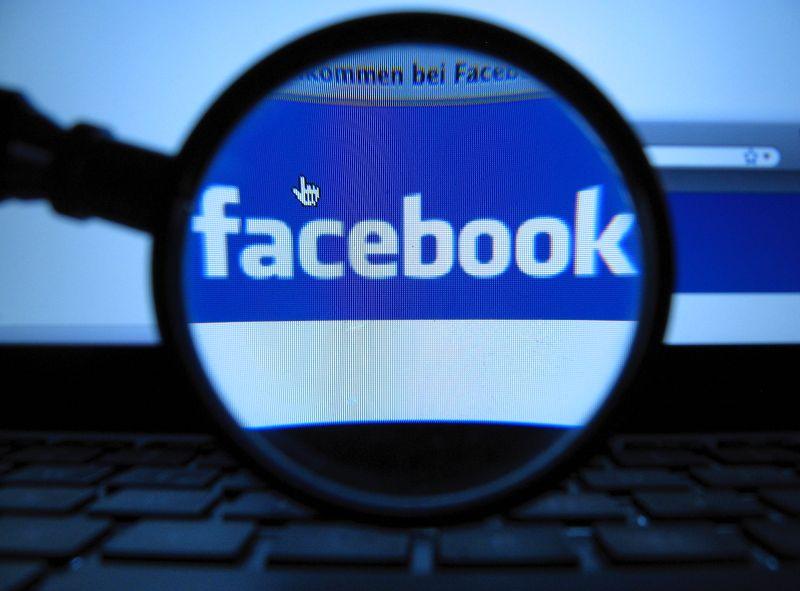 臉書示意圖/FB示意圖/Facebook示意圖