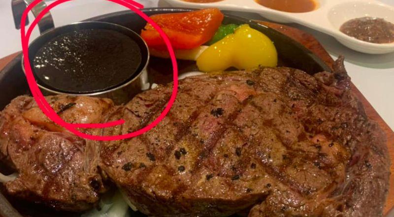 吃牛排見鐵盤有「石頭」!男秒震驚 老饕一看暴動:專業