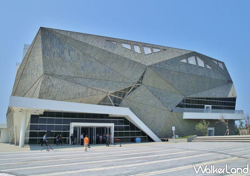 台中市海洋生態館