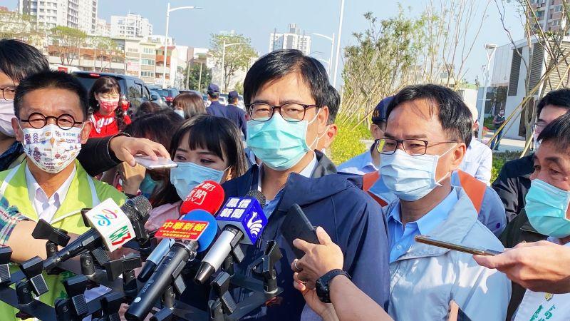 少女霸凌案 陳其邁:市府啟動獨立調查鼓勵學生站出來
