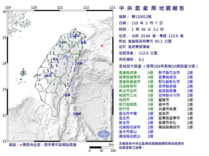地震警報14連發嚇壞民眾 鄭明典發文解釋了