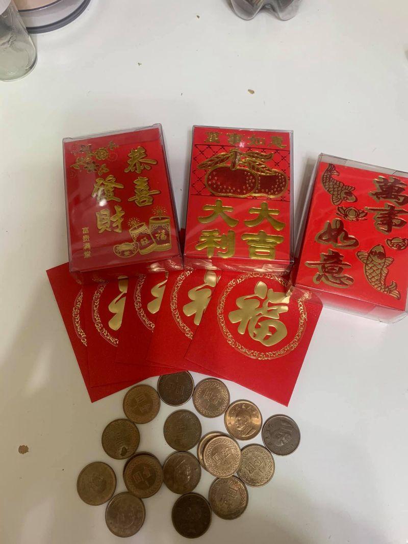 ▲外送員分享自己送餐時,只要客人取餐就會給一個「一元紅包」。(圖/UberEats台灣)