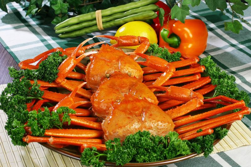 ▲清蒸螃蟹去腥還能讓螃蟹味道更鮮美的秘訣曝光。(示意圖/翻攝自Pixabay)