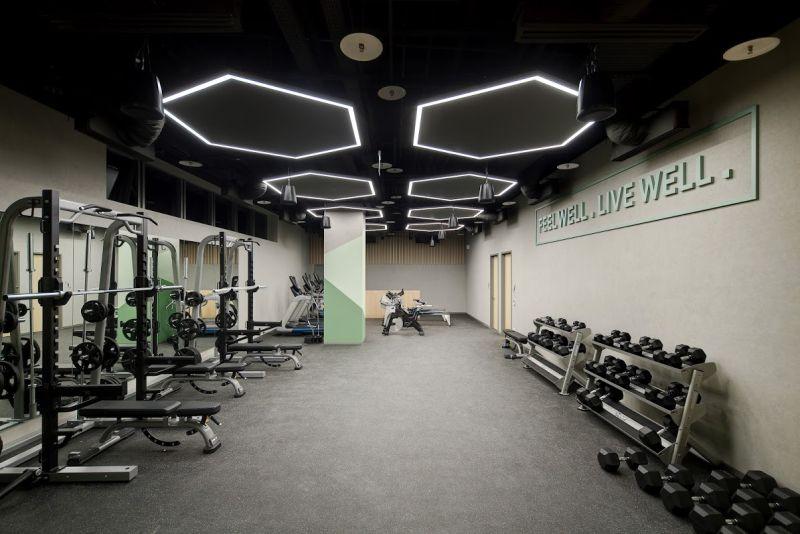 ▲為了讓員工在上班隨時享有放鬆或刺激的體驗,Google辦公室中設有健身房等有各種不同的健康、娛樂和休息設施。(圖/Google提供)