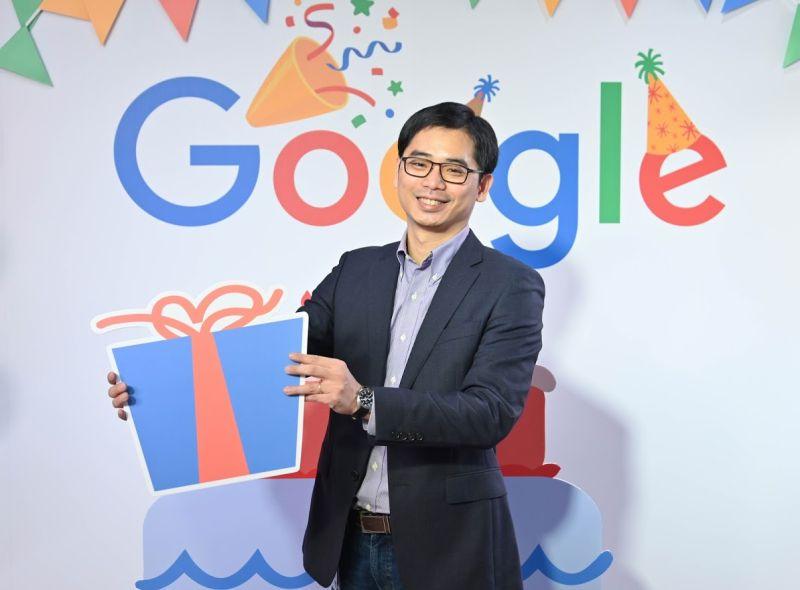 ▲Google硬體副總裁彭昱鈞表示,打造這樣的工作環境也有助於員工擁有開放、自由的思考。(圖/Google提供)