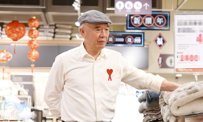 專訪/「總裁級網紅」何湯雄年過70 穿潮牌也不違和